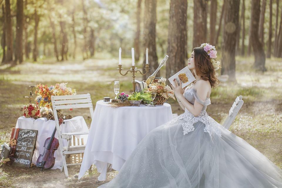 Un mariage sur le thème Bohème Chic