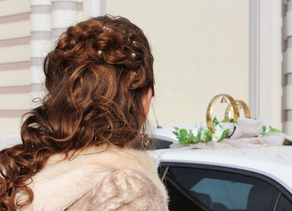 coiffure pour son mariage
