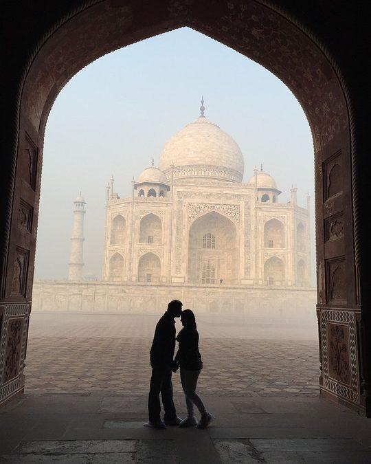 Lune de miel en Inde : top 4 des destinations romantiques